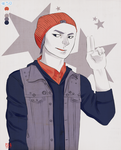 CPM1 - Delsin Rowe by isi-a