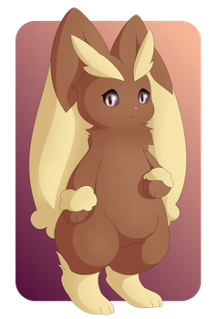 Bunnific Lopunny by Lornext