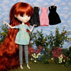 Pullip Doll Contest Reminder by KerriaRosette