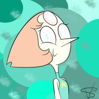 Pearl_ Steven Universe by mexican64
