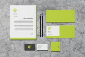 Algorithm - Stationery Set by macrochromatic