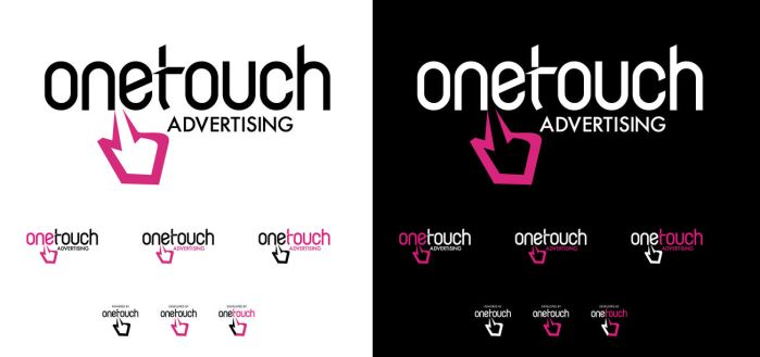 Onetouch Advertising Identity by sonyaxel