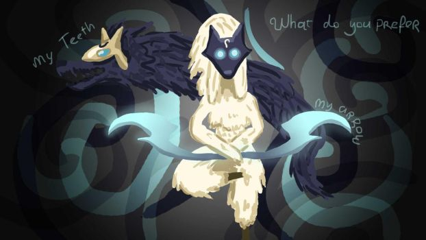Kindred fanart by Joizjoiz