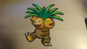 Pokemon #19 - Exeggutor by MagicPearls