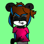 My Panda avatar by Zuri2000Thunder