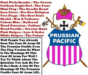 The Meanings Of The Prussian Pacific Coat Of Arms by spencerbt123