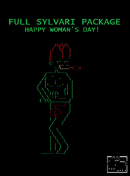 Happy Woman's Day 2015 by Ysengrinn