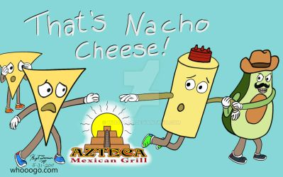 Nacho Cheese by Whooogo