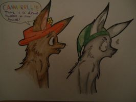 Llamas With Hats by GLaDOS-Woody