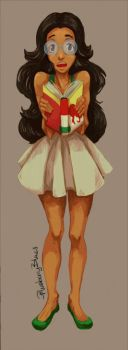 Connie by BlueBlueberryBlues