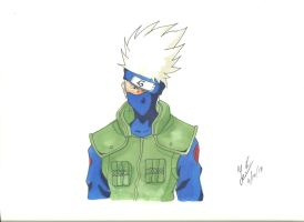 Hatake Kakashi by Draw4fun2