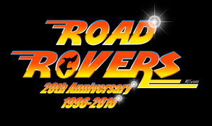 Road Rovers 20th Anniversary by MDTartist83