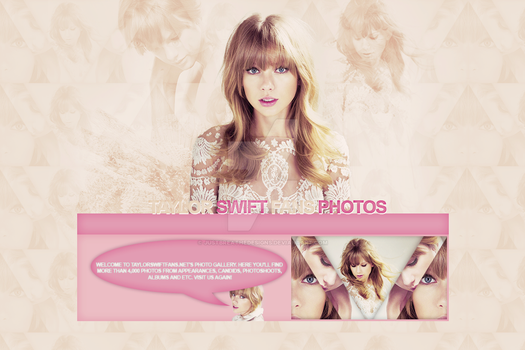Taylorswiftfansgallery by justbreathedesigns