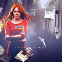 Fire and Smoke by AlexandriaDior
