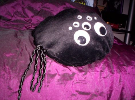 Vanian the Spider by tonks-kittygoth