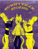Sunnyville Stories #7 Cover by maxwestart
