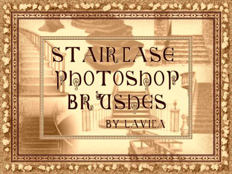 Stairs brushes by Lavica-Photoshop