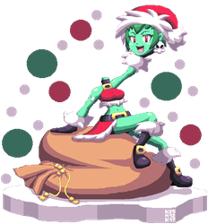 Christmas Rottytops by DangerMD