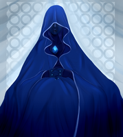 Blue Diamond by Henyoki