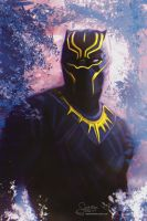 King of Black And Gold by Redmarker2611