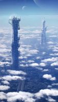 Towers by etwoo