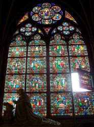 'How the light gets in' - Notre Dame de Paris by NuitsdeYoung