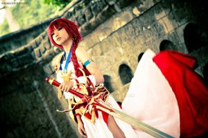 Magic Knight of Fire by sloveene