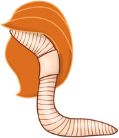 Kim Possible the Worm by P1nkApple