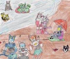 KittyFormers contest -edit- by Dragonjg