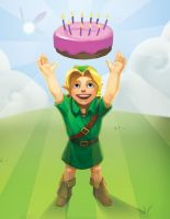Birthday Link by Photia