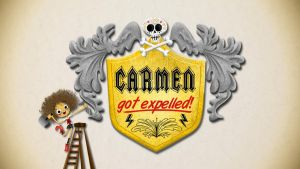 Carmen Got Expelled by mexopolis