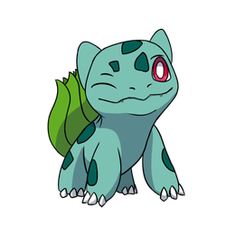 Bulbasaur by Ashidaru