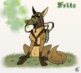 Fritz by UncleScooter