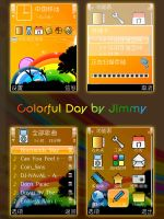 Colorful day by iDIYer
