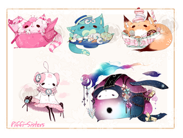 Surprise ME Custom - Special Characters 10-4 by Piffi-sisters