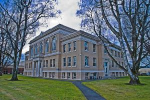 Kootenai County (Idaho) Court House by quintmckown
