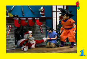 1st December: DragonBall Z Christmas Special by Austria-Man