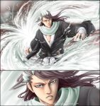 BLEACH - BYAKUYA BANKAI color by Washu-M