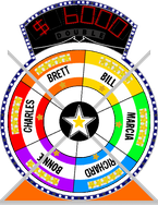 Star Wheel #4 $6,000 by mrentertainment