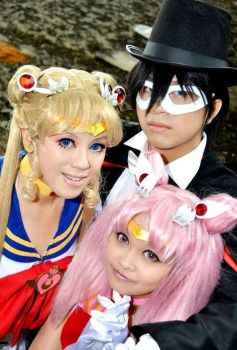 Family Pic - Sailormoon by Sparda-Dante