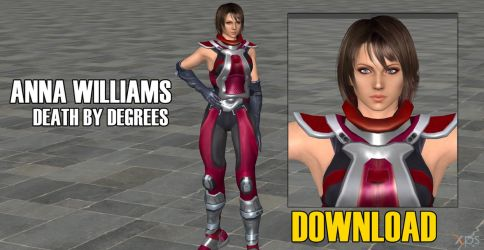 Anna Williams - Death By Degrees by Changinformatica