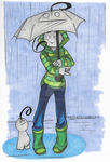 Cryaotic-Rain by FairyKats