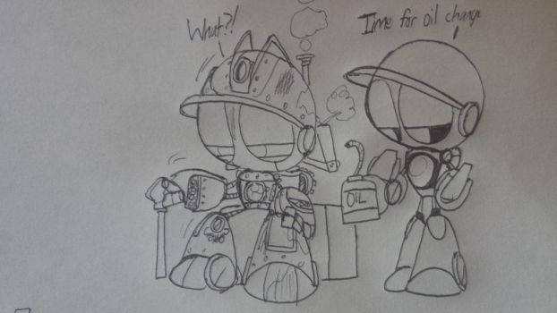 Time for repairs by TOONOLOGY