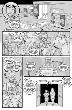 The Homecoming P17 by TheMaskComix