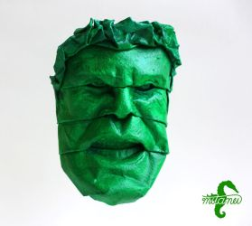 Green with Anger by mitanei