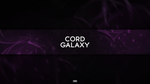 Cord Galaxy | YouTube Banner by R3mix97