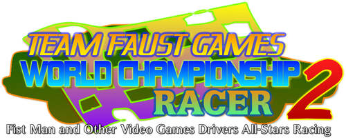 Team Faust Games World Championship Racer 2 - Logo by TeamFaustGames