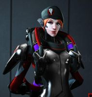 BlackWatch Moira by TheLostRenegade