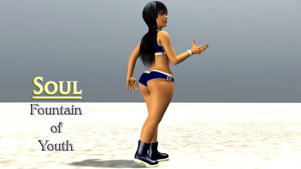 Soul Fountain of Youth 1 by CRMO