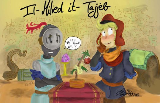 Il- Milied it-Tajjeb by Blue-Aqua-san95